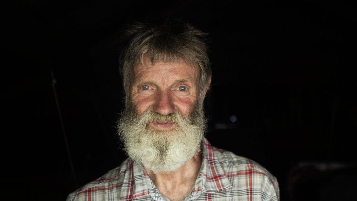 Sepp Kahn, mountain writer, © Bert Heinzlmeier