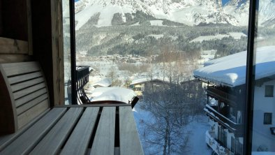 Skysauna, © Hotel Hochfilzer GmbH