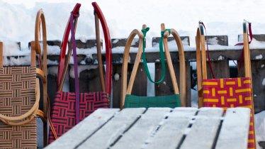 Tobogganing in Tirol, © Tirol Werbung / Martina Wiedenhofer