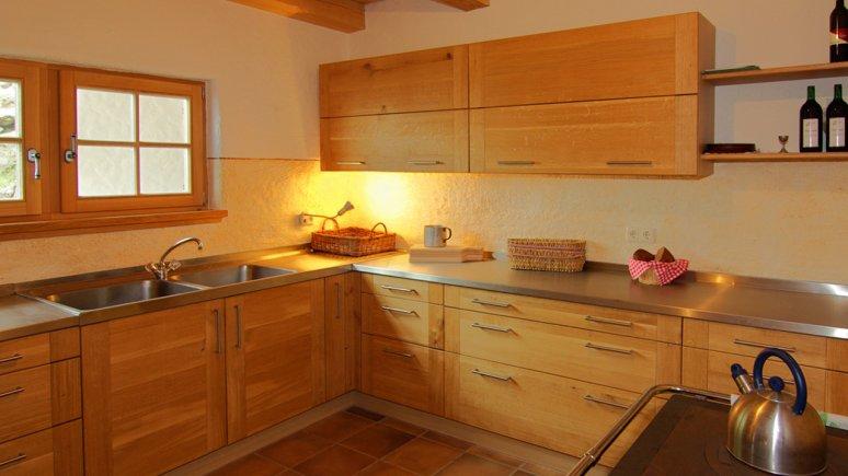 Kitchen, Obere Regalm, © Huetten.com