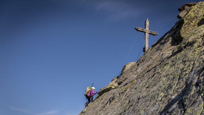 The Ballunspitze mountain, © TVB Paznaun - Ischgl