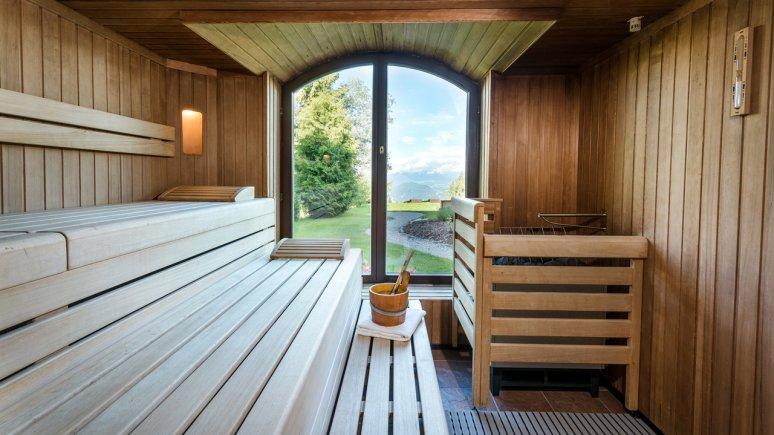 Sauna at the Panoramahotel Inntalerhof, © Panoramahotel Inntalerhof