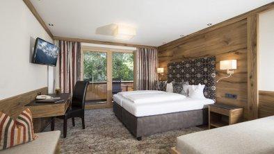 Hotel Pramstraller Schlafzimmer