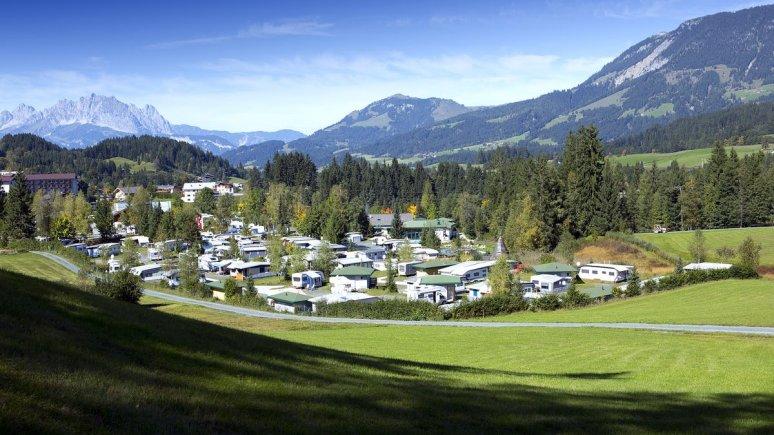 Tirol Camp in Fieberbrunn, © Tirol Camp