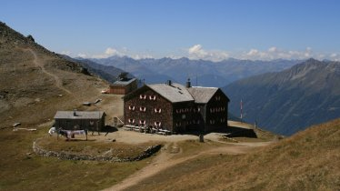 Glorer Hütte, © Glorer Hütte