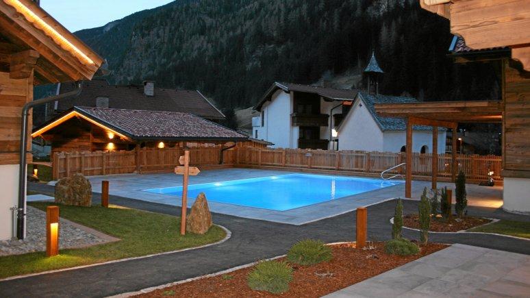 Wellness-Alpine Village in Pitztal, © Hotel Wiese