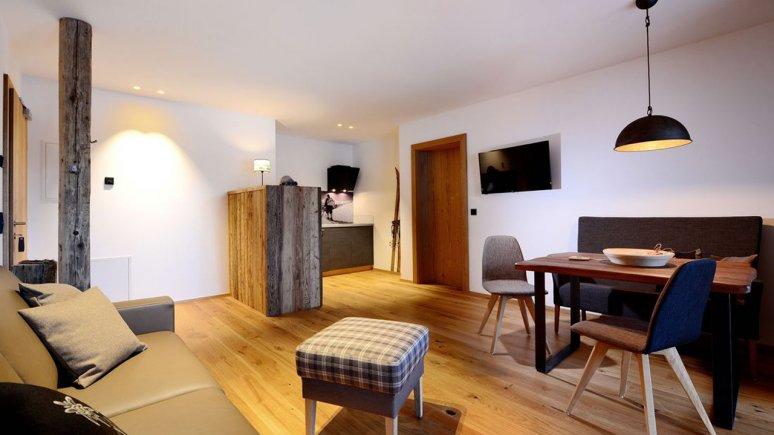 Living room at the Antonius Apartments, © Antonius Apartments