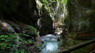 The Wolfsklamm gorge