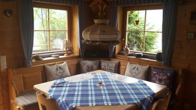 Leiten Hütte - Esstisch