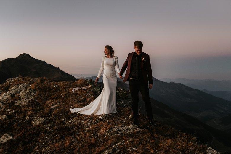 Johanna & Lennart, Hochfügen