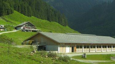 Niederkaseralm Alpine Pasture Hut, © brixentaler Kochart