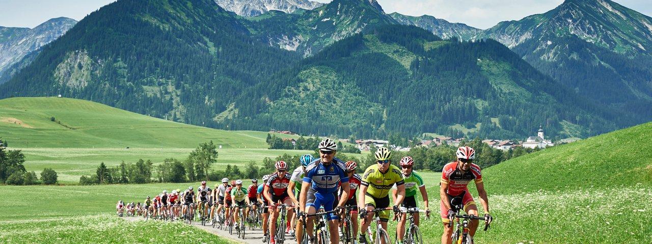 Tannheimer Tal Bike Marathon, © ARGE SKI-TRAIL/Marco Felgenhauer