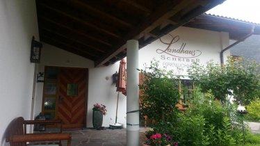 Landhaus Scheiber, © Landhaus Scheiber