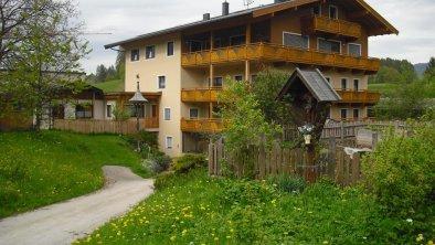 Ferienwohnung Häringer Mühle Bad Häring Sommer