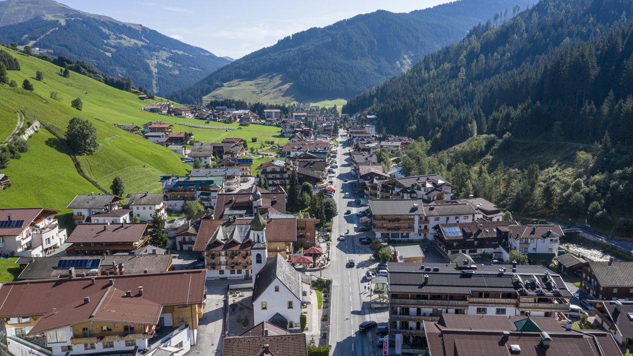 Gerlos in summer, © Zillertal Arena
