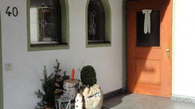 Eingang, © Haus Antonius