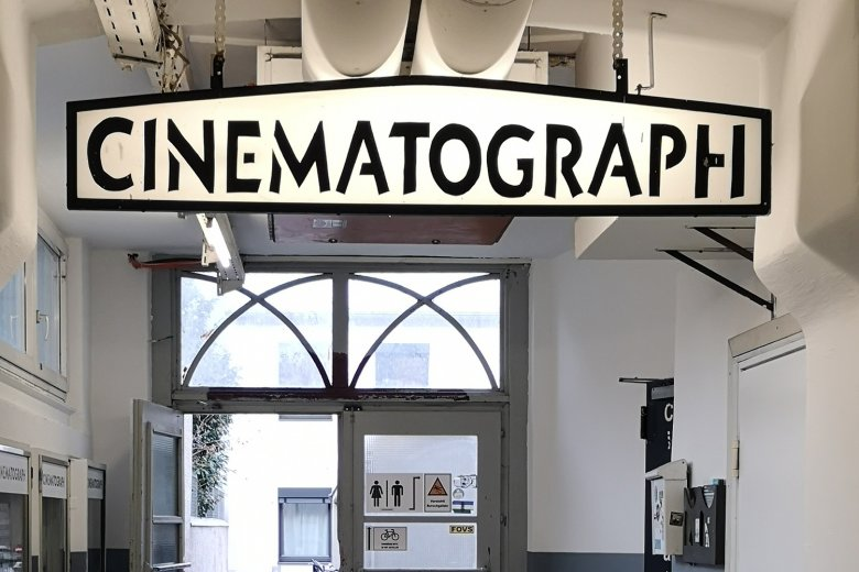 Cinematograph is popular with film buffs in Innsbruck.