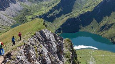 Traualpsee lake in the Tannheimer Tal Valley, © Tirol Werbung/Klaus Kranebitter