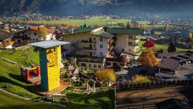 Unser Hotel Spielplatz