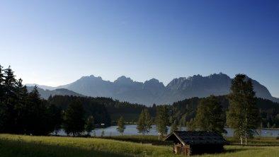 Abendstimmung Schwarzsee, © KAM - Martin Lugger