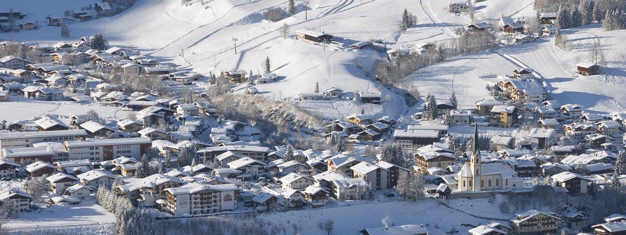 Kirchberg in winter, © Kurt Tropper