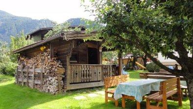 Gästehaus Martinus Mayrhofen - Garten