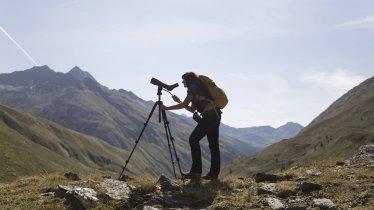 Nature Watch in the Karwendel Alpine Park, © Tirol Werbung/Olaf Unverzart