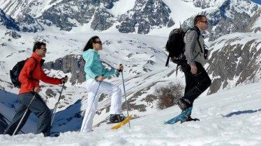 Snowshoeing in East Tirol