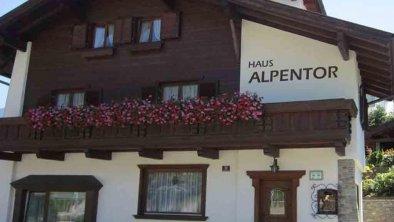 Haus Alpentor Sommer