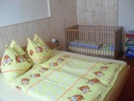 Schafzimmer 2 Wohnung 1
