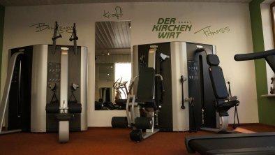 Fitness Raum, © Der Kirchenwirt