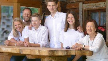Familie Eberl Hotel Glockenstuhl in Gerlos
