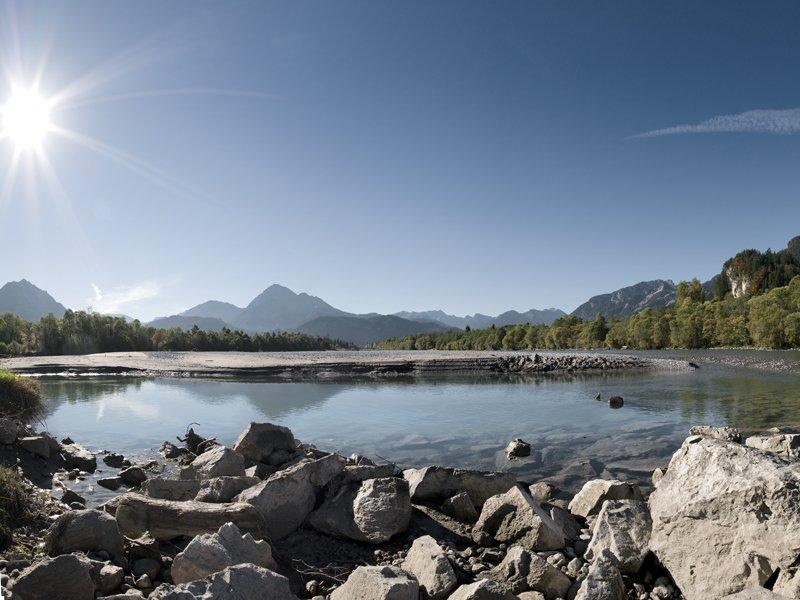 Tiroler Lech Nature Park, © TVB Lechtal