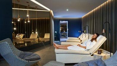 Ruheraum im Ladies Spa, © Interalpen-Hotel Tyrol