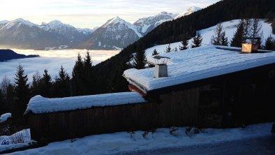 Der Blick ins Zillertal - Inntal