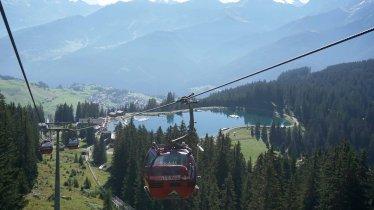 Alpkopfbahn cable car in Serfaus, © Skiserfaus.at