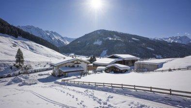 Ausblick Winter, © Hannes Dabernig