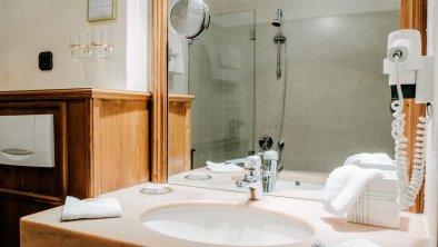 Badezimmer, © Hotel Ludwig