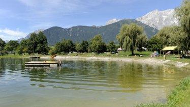 Badesee Mieming, © Innsbruck und seine Feriendörfer