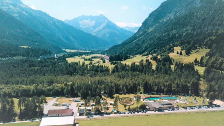 Camping Vorderhornbach