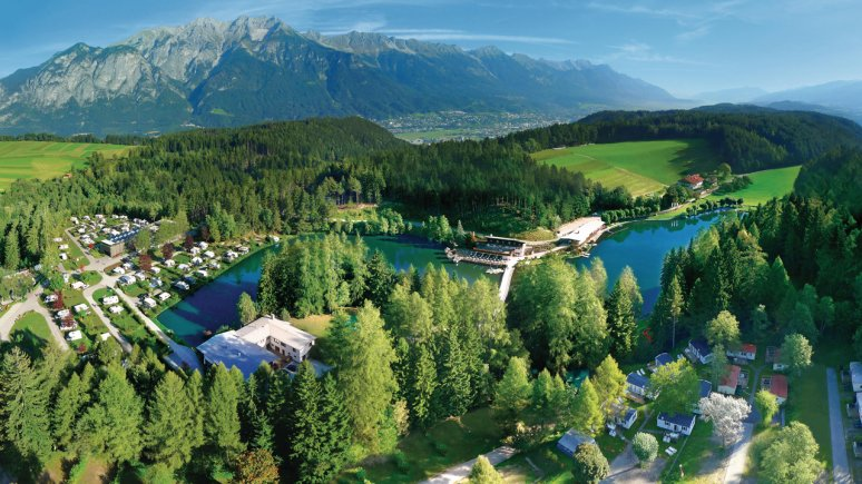 Natterer See campsite, © Innsbruck Tourismus / Natterer See