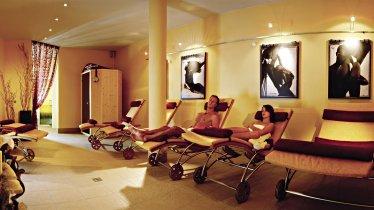 Saunabereich - Ruheraum
