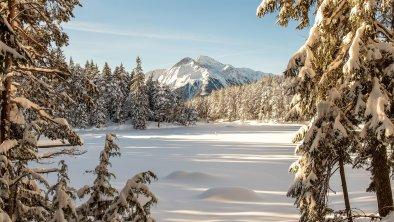 Winterwandern um den Möserer See, © Olympiaregion Seefeld - J.Geyer