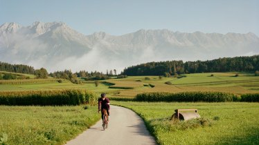Cycling around Innsbruck, © George Marschall