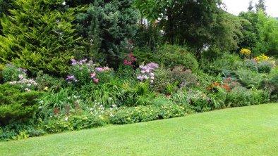Gartenanlage, © privat