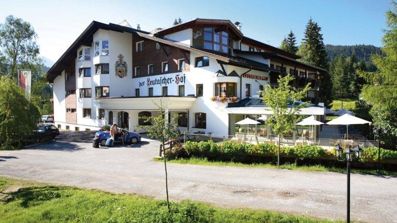 Biohotel Leutascherhof in Leutasch, © Leutascherhof