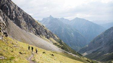 Eagle Walk Stage 22: Lechtaler Alpen, © Tirol Werbung/Dominik Gigler