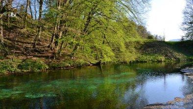 Frühling Blaue Quelle, © Gaby Struth