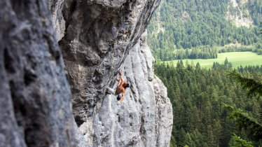 Sport climbing in Seefeld, © Olympiaregion Seefeld