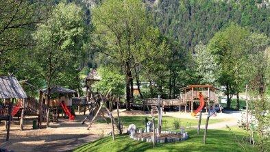 Abenteuerspielplatz Schlitters